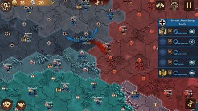 Glory of Generals 3 screenshot 4