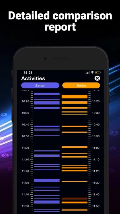 WaLog - Online Tracker