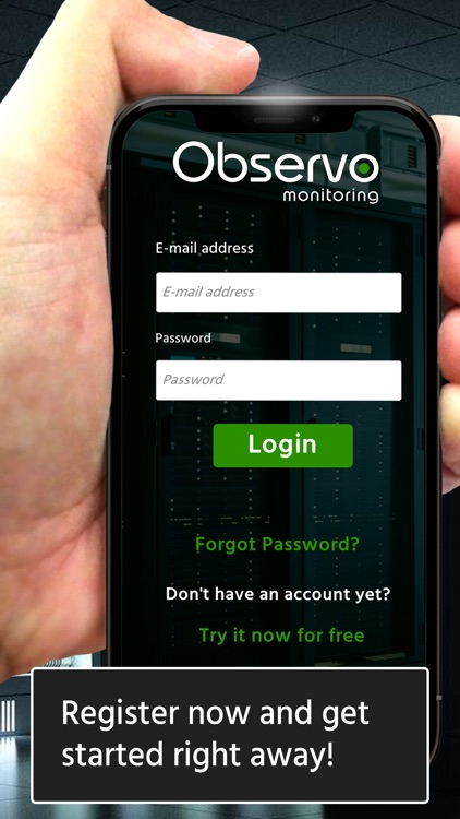 Observo Monitoring: Web Server