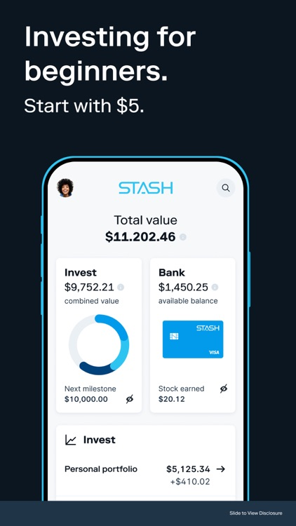 Stash: Invest & Build Wealth