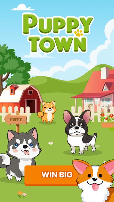 Puppy Town - Merge & Win screenshot 7