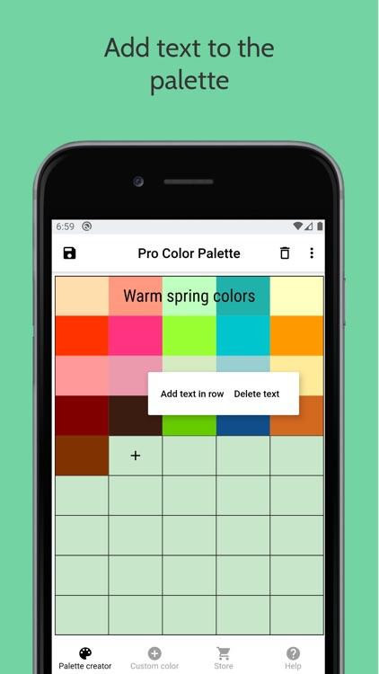 Pro Color Palette screenshot-5