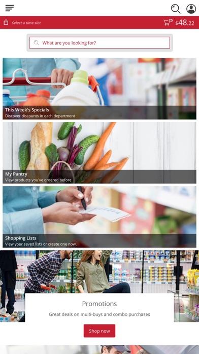 Hammer & Wikan Groceries screenshot 2