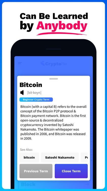 Crypto Pie screenshot-1