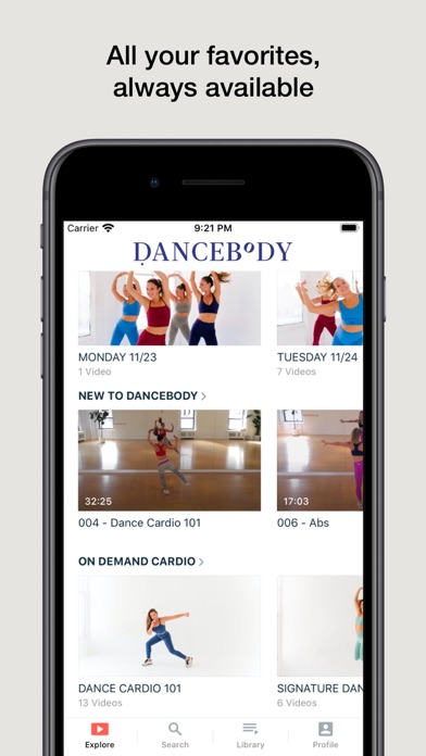 DanceBody LIVEのおすすめ画像3