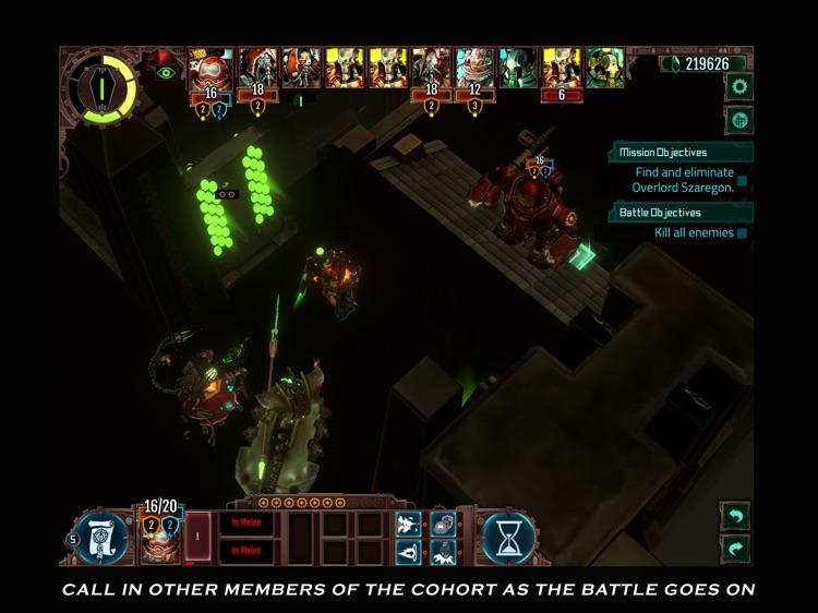 Warhammer 40,000: Mechanicus screenshot-6