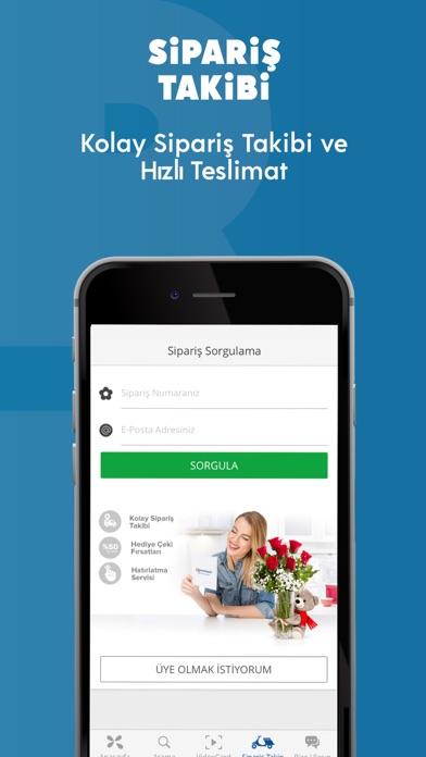 ÇiçekSepeti - Online Alışveriş iphone ekran görüntüleri