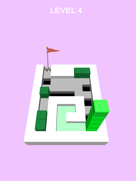Cube stack puzzle screenshot 5