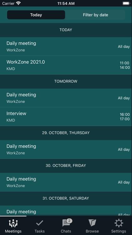 KMD WorkZone for Intune screenshot-5