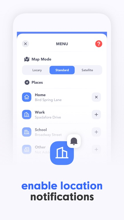 Locary - Find Family Location screenshot-4
