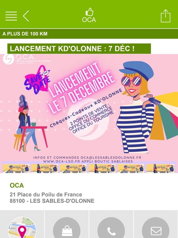 Boutic Sables d'Olonne screenshot 16