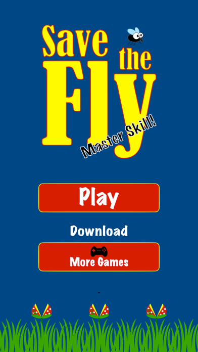 Save the Fly - Master Skill! screenshot 1
