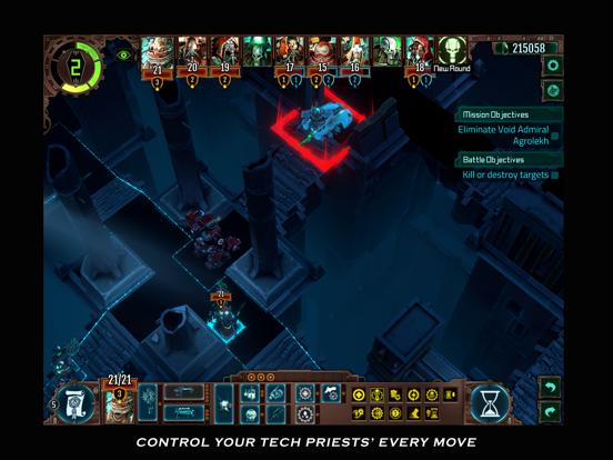 Warhammer 40,000: Mechanicus screenshot 9