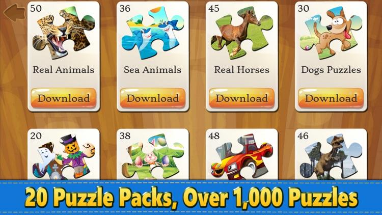 Magic Realm: Kids Puzzle Games screenshot-6