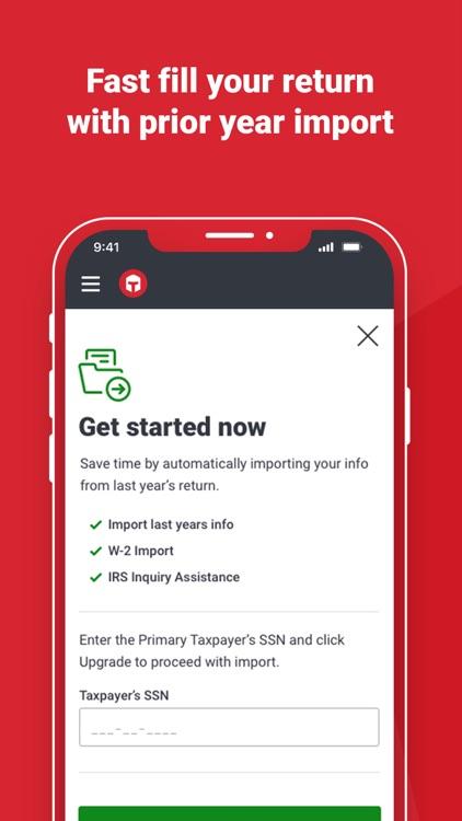 TaxSlayer Free Tax App screenshot-4
