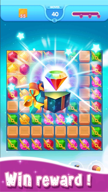 Jewel Match Puzzle Star 2021