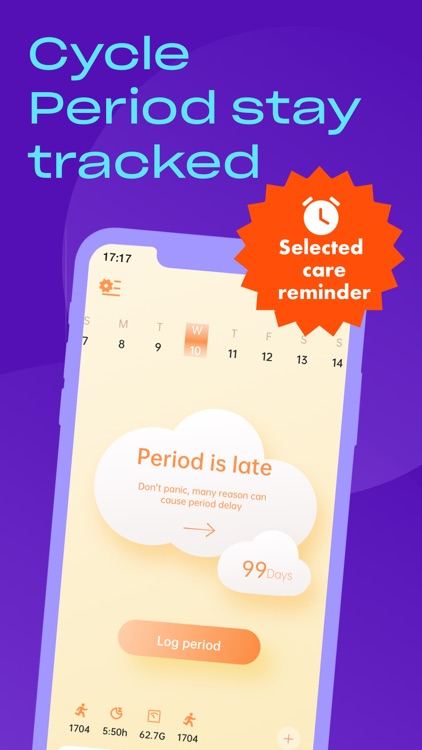 Cycle Tracker-Period Tracker