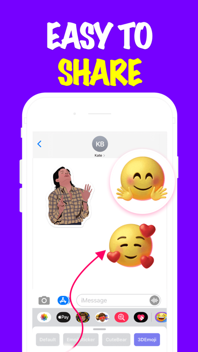 Easy Stickers - Sticker maker Screenshot