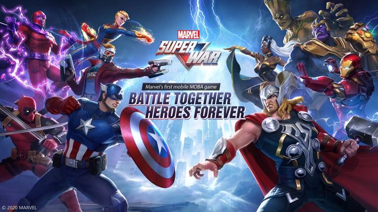 MARVEL Super War screenshot-0
