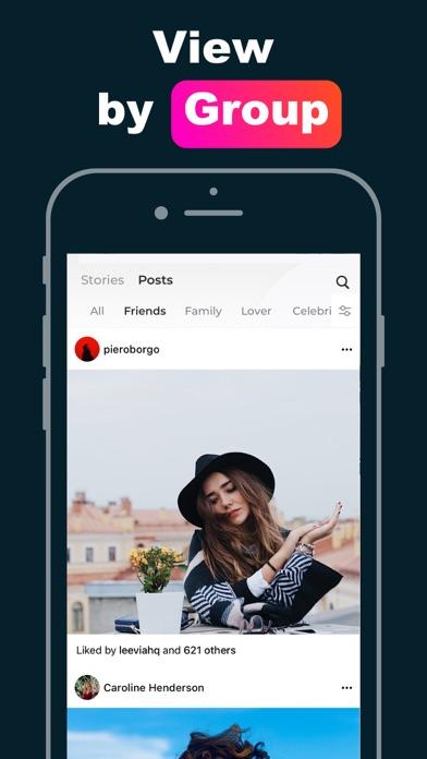 Followers Insights: Profile+ Screenshot