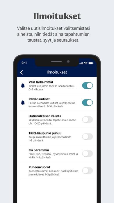 HS - Helsingin Sanomat på PC