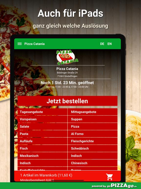 Pizza Catania Sindelfingen screenshot 7