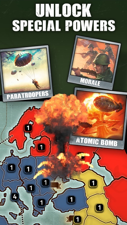 B&H: WW2 Strategy Board Game screenshot-2