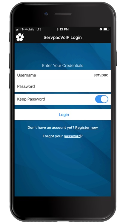 Servpac Inc VoIP Softphone screenshot-5