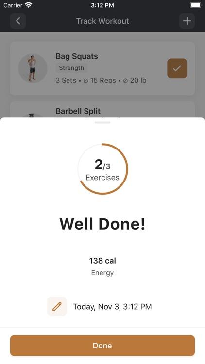be Fitness screenshot-5