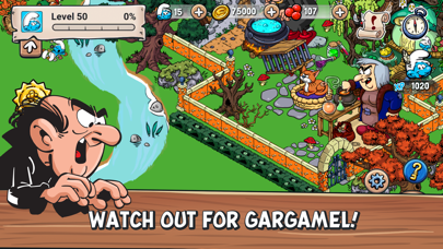 cancel Smurfs' Village app subscription image 1