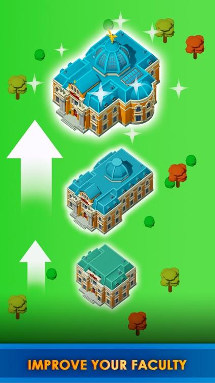 University Empire Tycoon-Idle screenshot-3