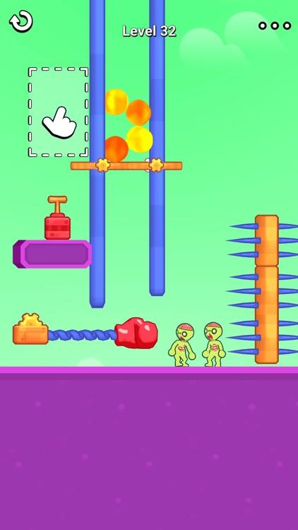 Draw Hero 3D: Puzzle Game screenshot-3