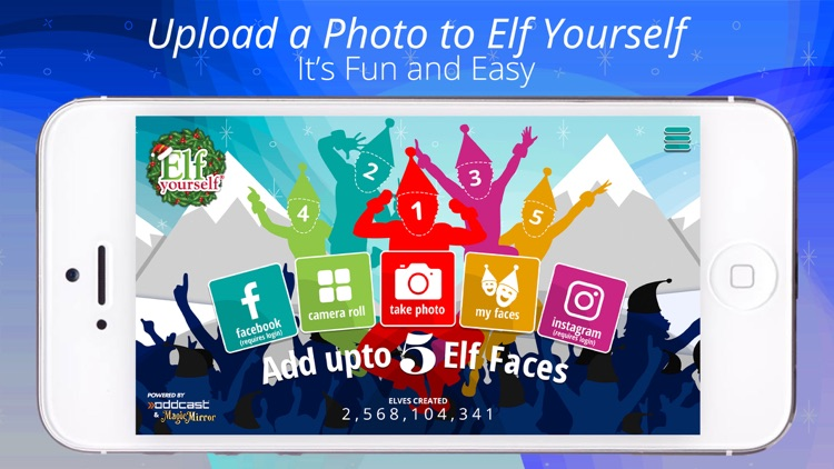 ElfYourself® screenshot-0