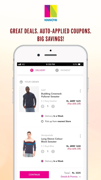 NNNOW - Fashion Shopping App screenshot-3