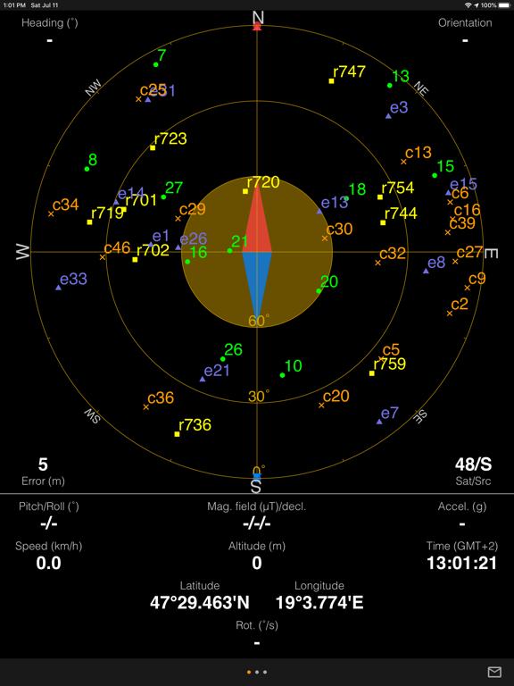 GPS Status & Toolboxのおすすめ画像1
