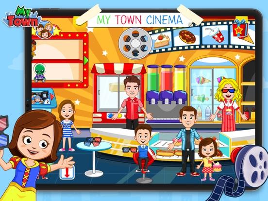 My Town : Cinema movies screenshot 6