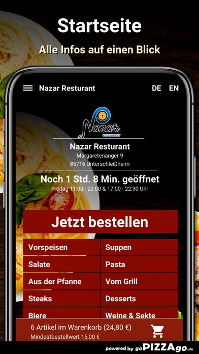 Nazar Unterschleißheim screenshot 2
