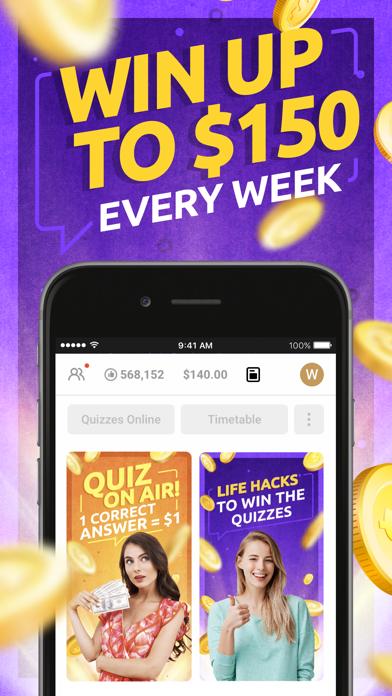 Online Quiz Show U LIVE Trivia free Coins hack