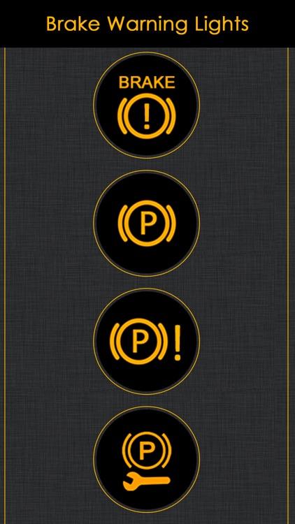 Cadillac Warning Lights Info screenshot-5