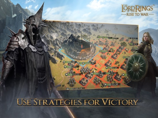 The Lord of the Rings: War screenshot 10