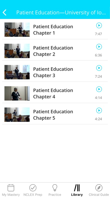 My Mastery: NCLEX & Nursing screenshot-7
