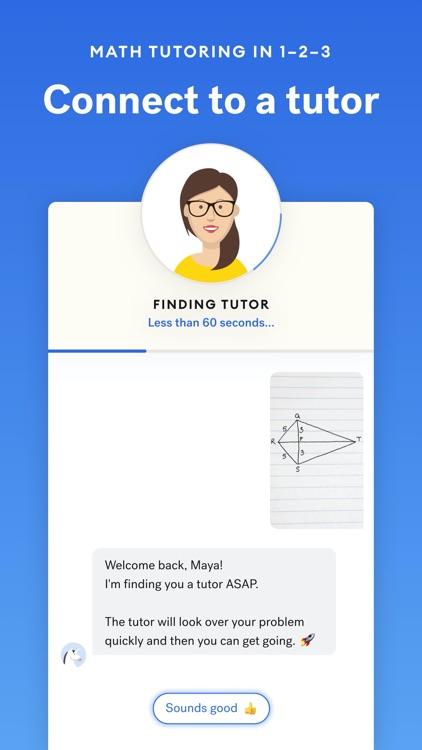 Yup — Math Tutoring App screenshot-4