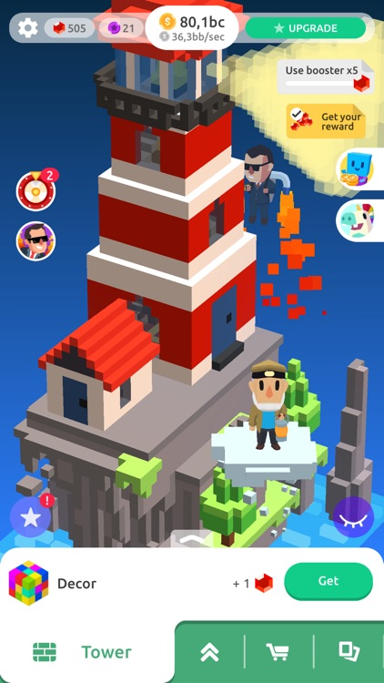 TapTower - Idle Building Game screenshot-4
