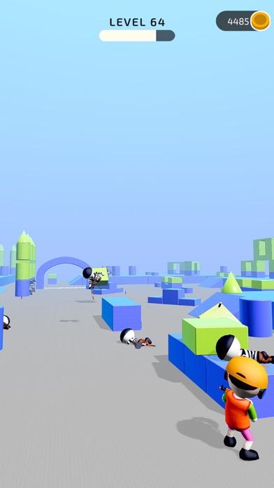 Blaster Master 3D Screenshot