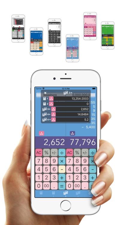 Calculator + - Twin Plus App # screenshot-8