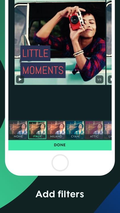 Promote: Make Social Video Ads screenshot-3