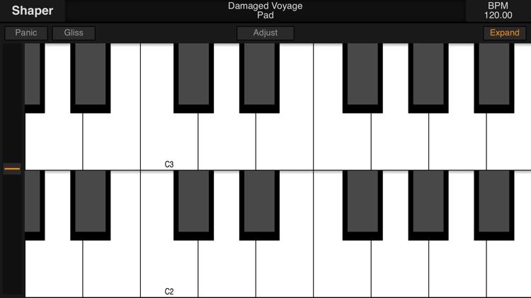 Shaper - Synthesizer screenshot-9