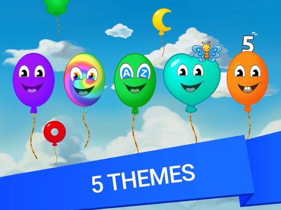 Balloon Pop Education for Kids screenshot 11