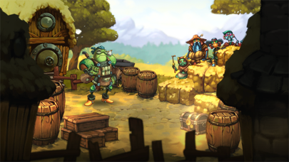 SteamWorld Questのおすすめ画像4
