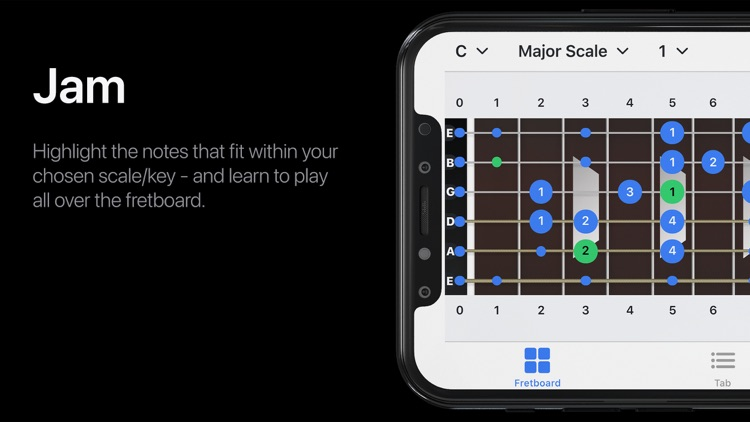Guitar Scale Finder Tool screenshot-3